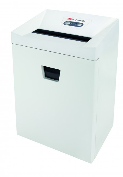 Document shredder HSM Pure 420