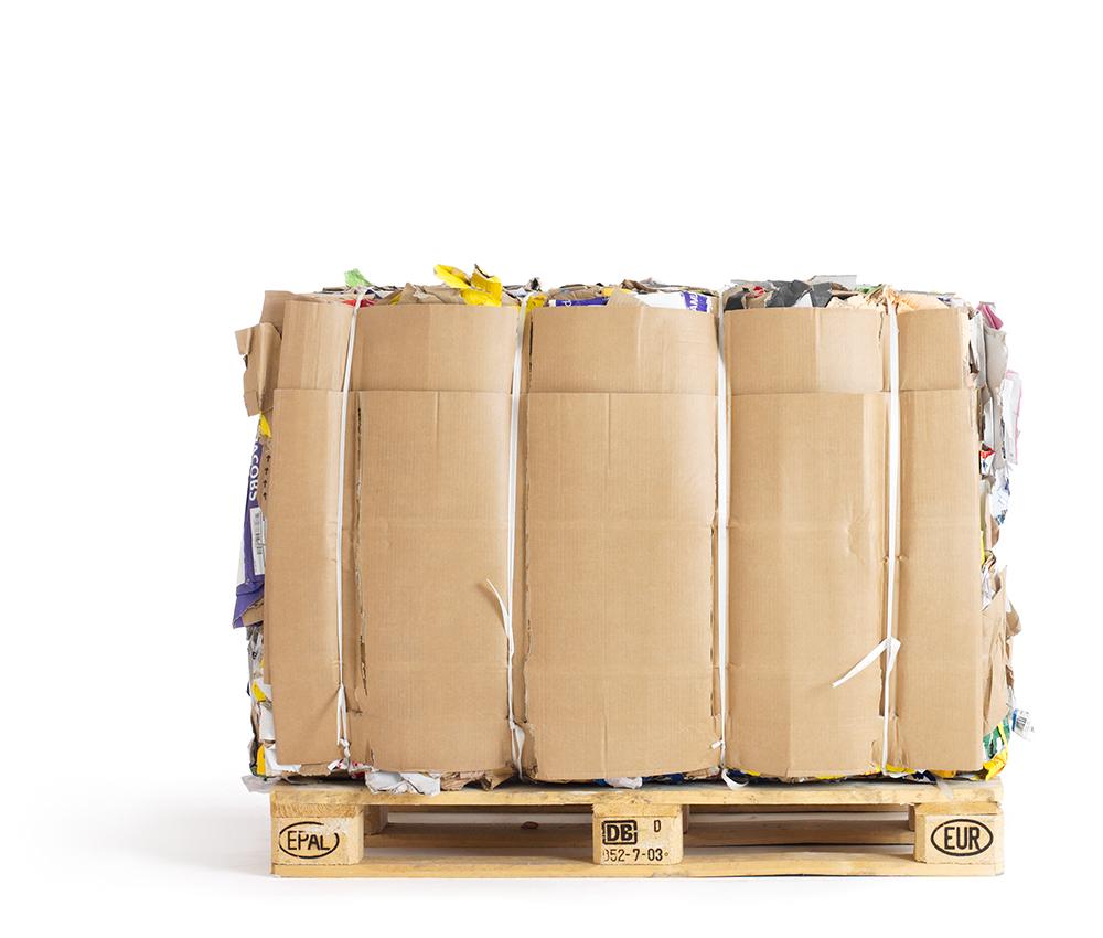 V-Press - Umreifung Polyesterband