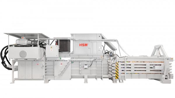 Kanalballenpresse HSM VK 12018