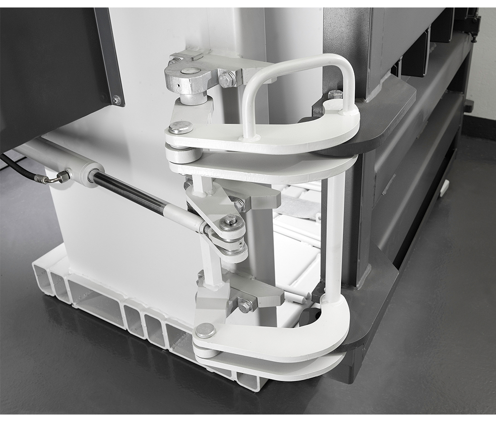 V-Press 860P/S -Verstärkter Presskasten