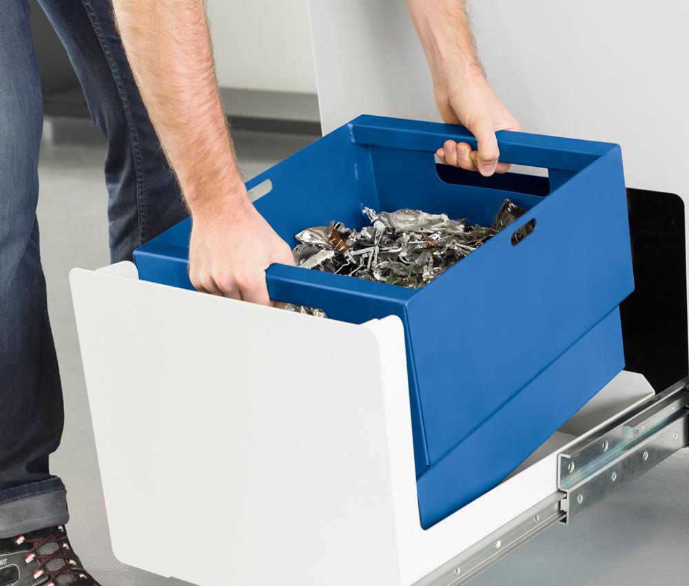 StoreEx Herausnehmbarer Auffangbehälter