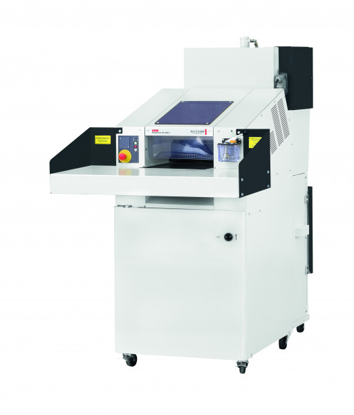 Schredder-Pressen-Kombination HSM Powerline SP 4040 V