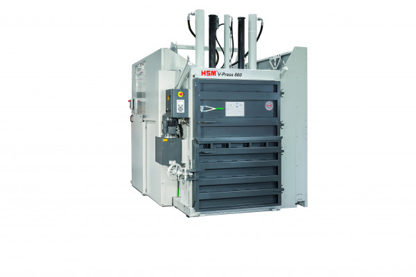 HSM V-Press 860 TimeSave