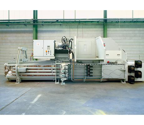 VK 4812 - Einfüllöffnung/Presskraft