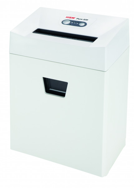 Document shredder HSM Pure 320