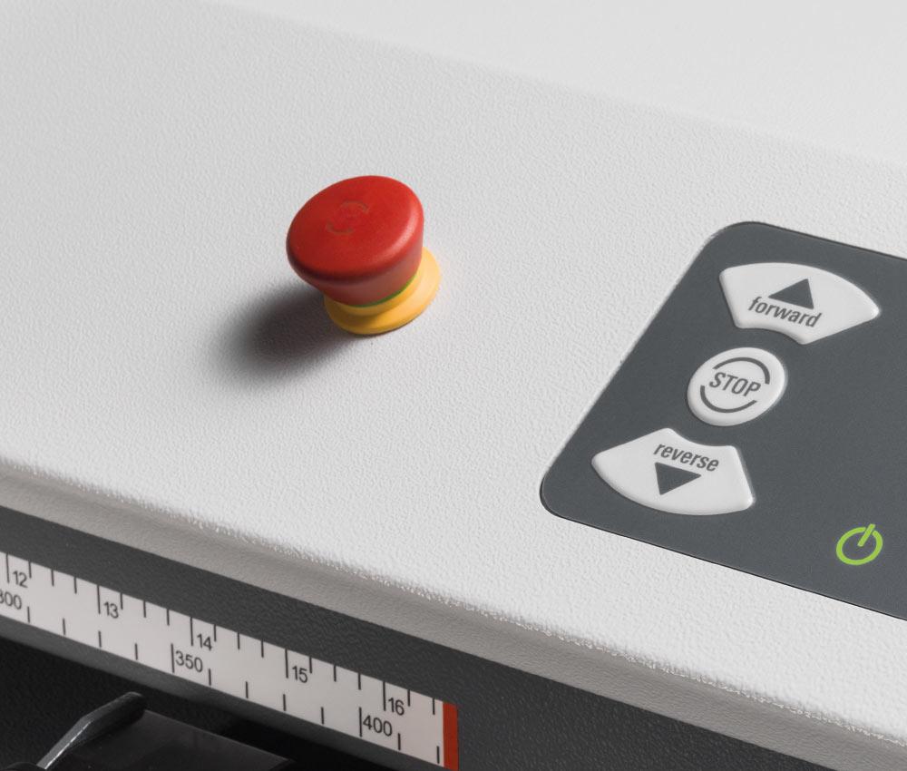 ProfiPack C/P Not-Aus-Schalter