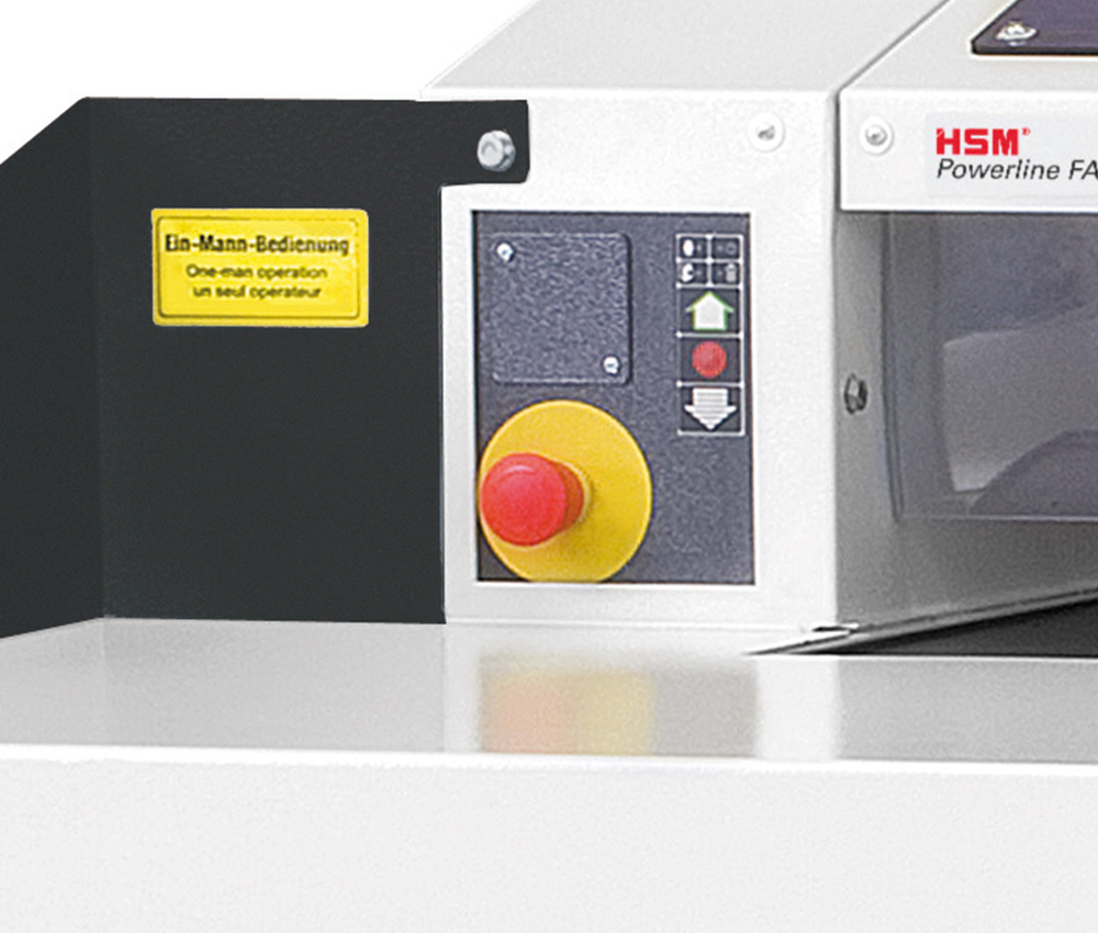 SP Not-Aus-Schalter (SP 4040 V)