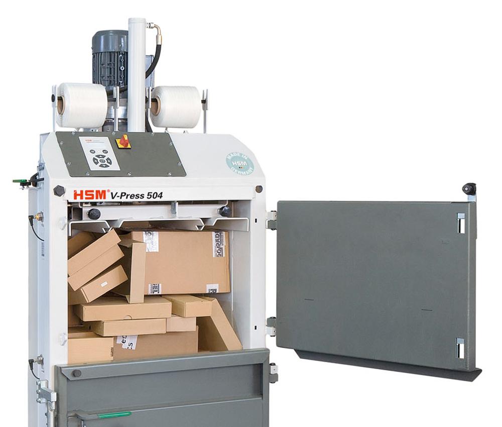 V-Press 503/504 - Doppeltüre