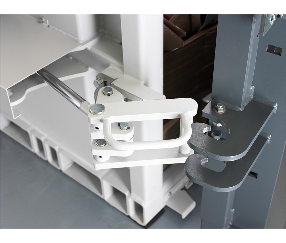 V-Press - Hydraulischer Türverschluss