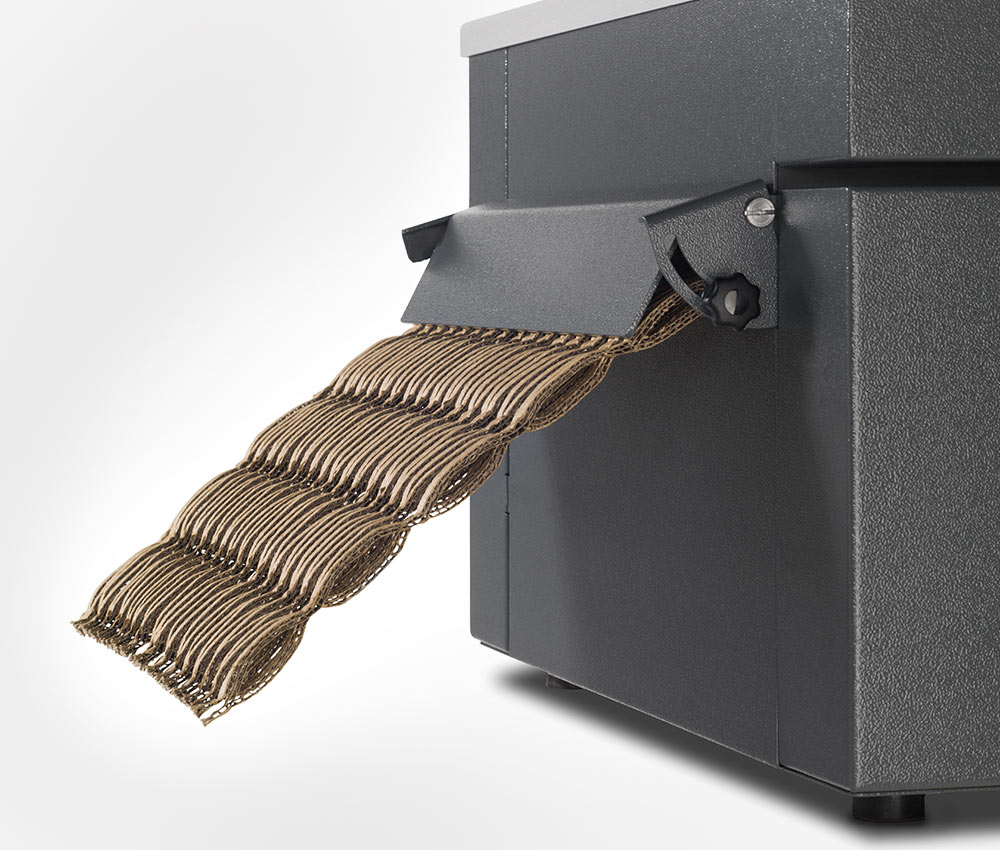 Profipack C400 Stauchungsklappe