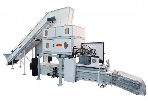 HSM DuoShredder 5750 - 4.6 x 34 mm